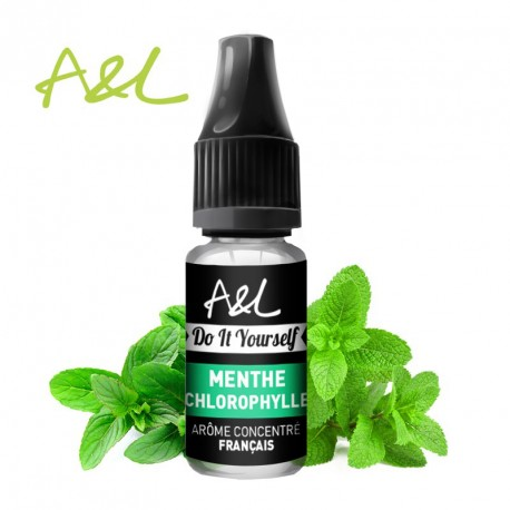 Arôme Menthe Chlorophylle A&L (10ml)