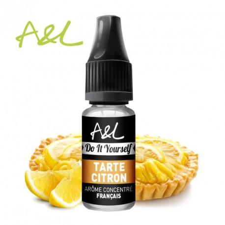 Arôme Tarte Citron A&L (10ml)