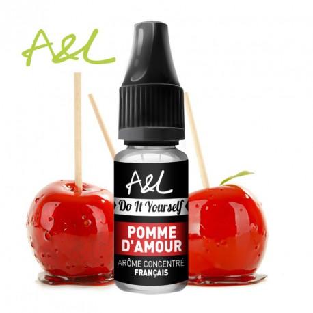 Arôme Pomme d'amour A&L (10ml)