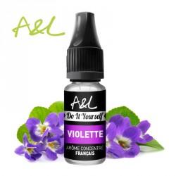 Arôme Violette A&L (10ml)