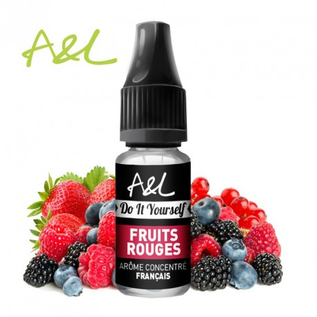Arôme Fruits rouges A&L (10ml)