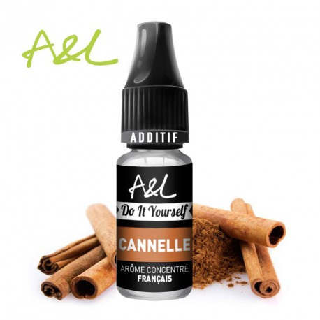 Additif Cannelle A&L (10ml)