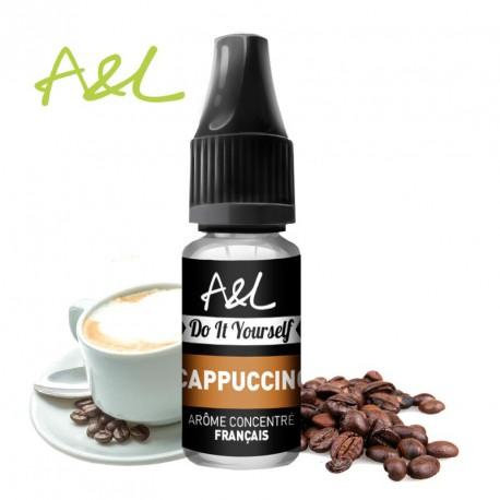 Arôme Cappuccino par A&L (10ml)