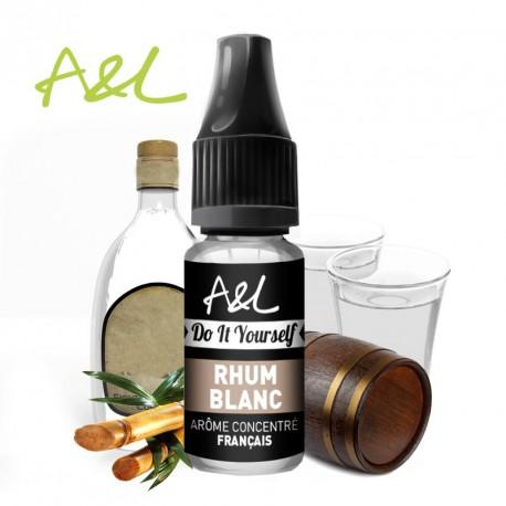 Arôme Rhum Blanc A&L (10ml)
