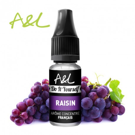 Arôme Raisin A&L (10ml)