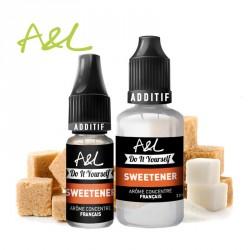 Additif Sweetener par A&L (10 ou 30 ml)