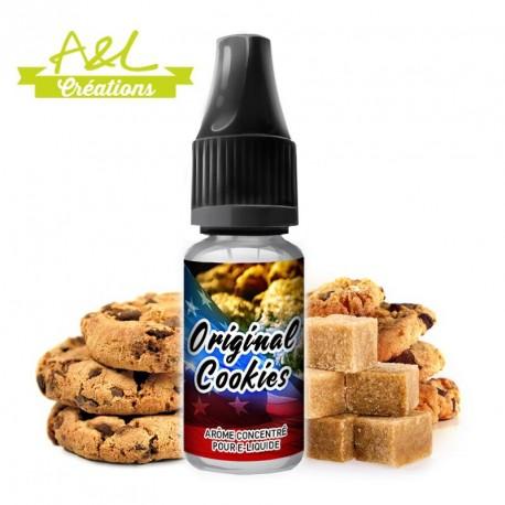 Concentré Original Cookies par A&L (10ml)