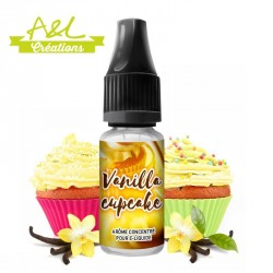 Concentré Vanilla Cupcake par A&L (10ml)