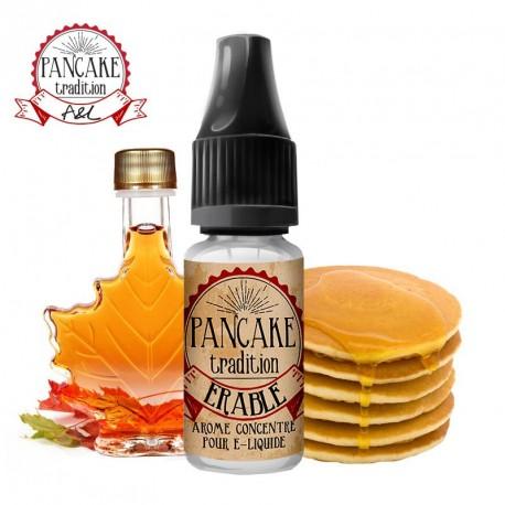 Concentré Pancake Tradition Erable par A&L (10ml)