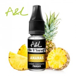 Arôme Ananas par A&L (10ml)