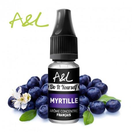 Arôme Myrtille A&L (10ml)