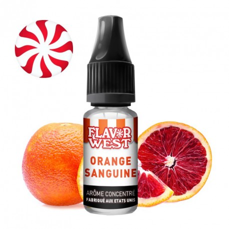 Arôme Orange sanguine (10ml)