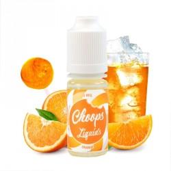 E-liquide Sparkling Orange par Choops Liquids