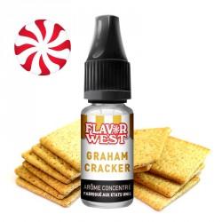 Arôme Graham Cracker par Flavor West (10ml)
