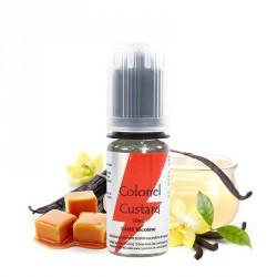 E-liquide Colonel Custard par T-Juice