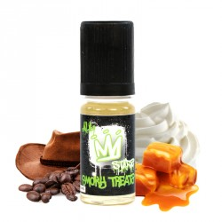 E-liquide Smoky Treatz par All Starz