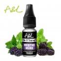 Arôme Menthe Mûre par A&L (10ml)
