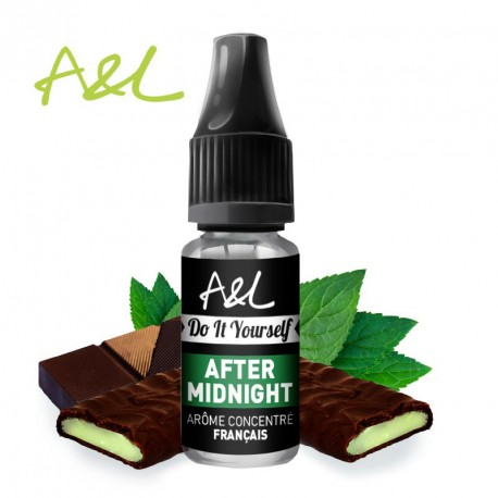 Arôme After Midnight par A&L (10ml)