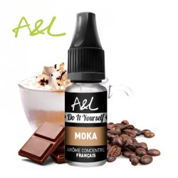 Arôme Moka A&L (10ml)