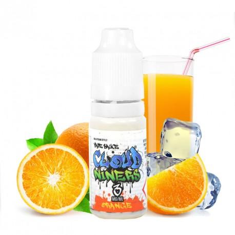 E-liquide Orange Cloud Niner's par Vape Sauce