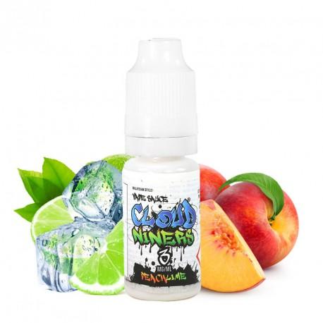 E-liquide Peach lime Cloud Niner's par Vape Sauce
