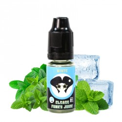 E-liquide Minze par Elsass Funky Juice