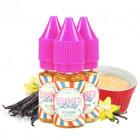 E-liquide Rice Pudding par Vape Dinner Lady