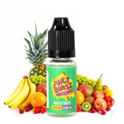 E-liquide Mixed Fruits par Juicy Burst