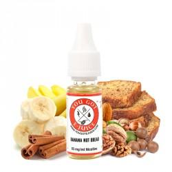 E-liquide Banana Nut Bread par You Got E-juice