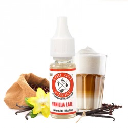 E-liquide Vanilla Latte par You Got E-Juice