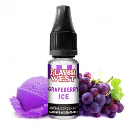 Arôme Grapeberry Ice par Flavor West