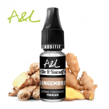 Arôme Gingembre A&L (10ml)