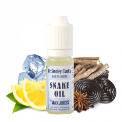 E-liquide Snake Oil High VG 10ml