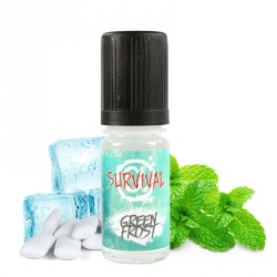 E-liquide Green Frost par Alpha Survival