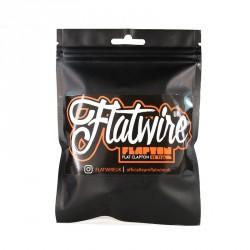 Flapton Inox 316L par Flatwire UK