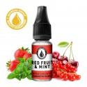 Arôme Red Fruit Mint par Inawera (10ml)