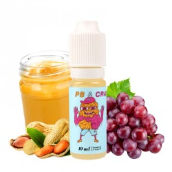 E-liquide PB and Cray par Magic Acid Ride