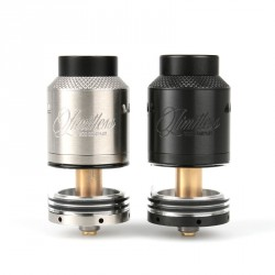 Atomiseur Limitless Gold RDTA