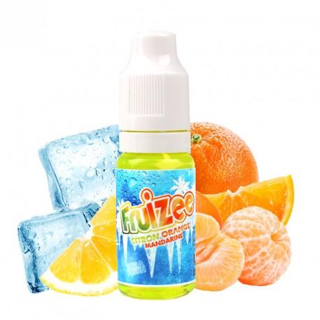 E-Liquide Fruizee Citron Orange Mandarine par Eliquid France