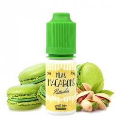 E-liquide Pistachio Mila's Macaron par One Hit Wonder