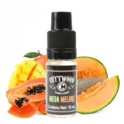 E-liquide Mega Melons par Cuttwood