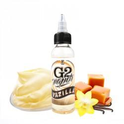 E-liquide Vazilla par G2 Vapor