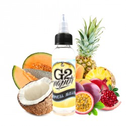 E-liquide Tropical Melon par G2 Vapor