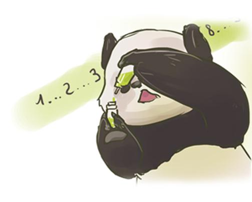 le panda vous guide pour le diy