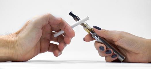 Guerre entre le tabac et la cigarette electronique