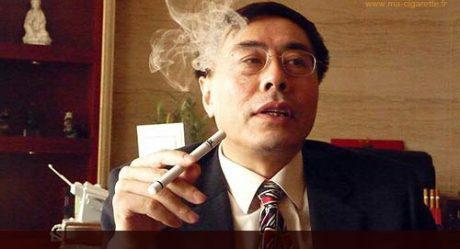 Hon Lik inventeur de la cigarette électronique
