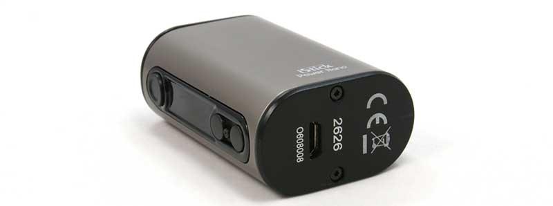 Istick Power Nano par Eleaf rechargement