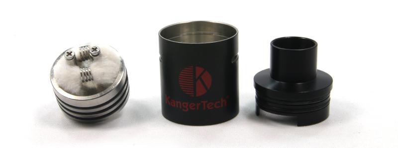Dripper Dripbox par Kangertech