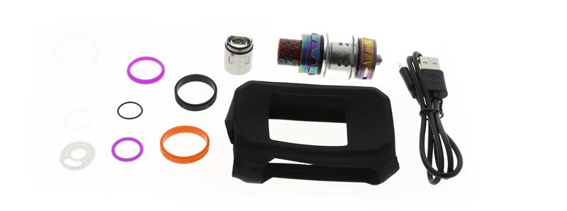 Le contenu de la boîte du Kit g-Priv 2 Luxe par Smoktech