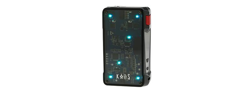 Box Kaos Z 200 LED par Sigelei